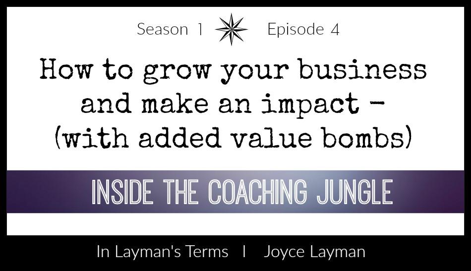 Episode 4: Inside the Coaching Jungle