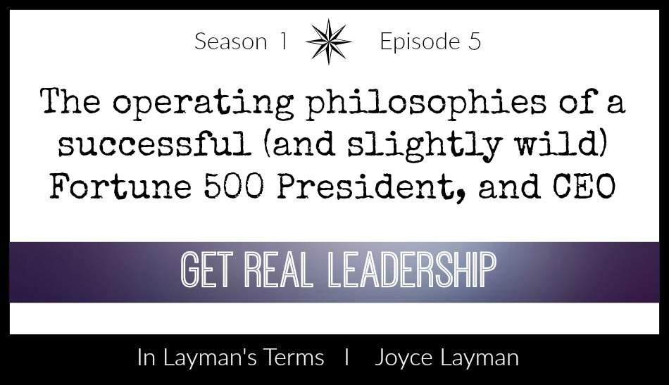 Episode 5: Get Real Leadership