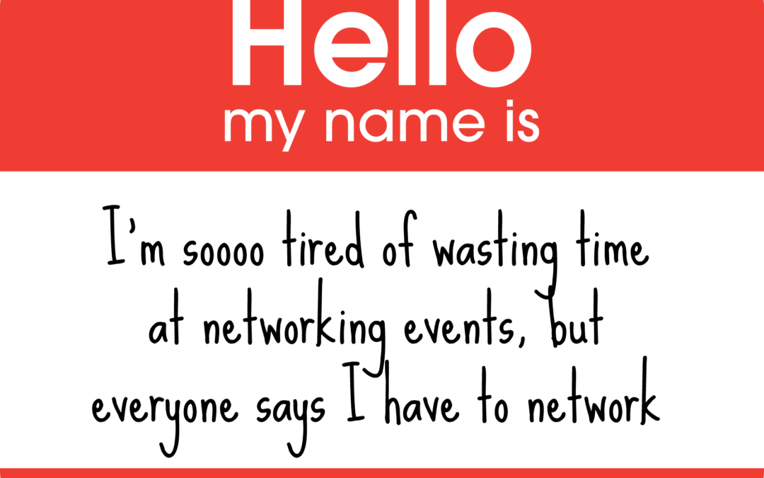Stuck in Networking Hell